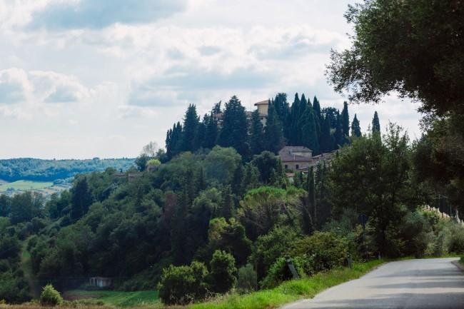 Wedding venue Villa S. Andrea in Tuscany