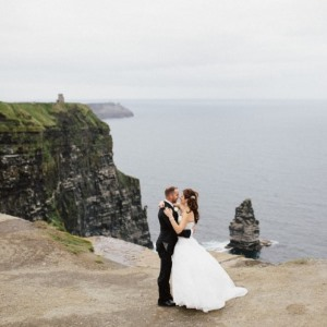Cliffs of Moher Elopement