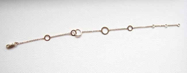 blue nile circle bracelet