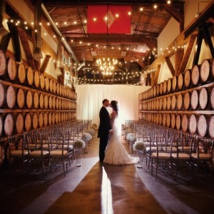 westland distillery wedding at New Years Eve