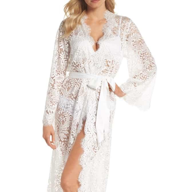 bridal lingerie from Nordstrom