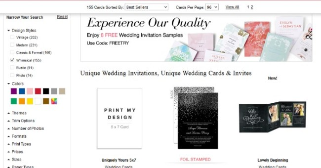 wedding paper divas choose stationery