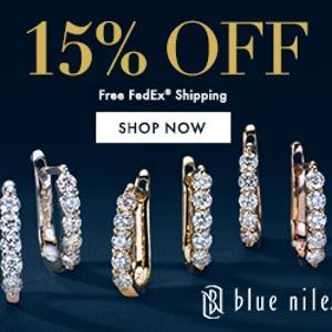 blue nile sale