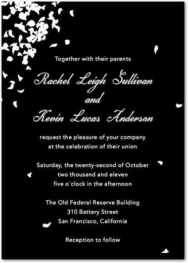falling_petals-signature_white_wedding_invitations-good_on_paper-black_russian-black