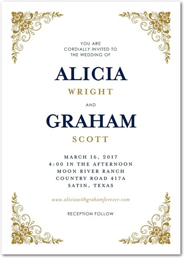 gilded_scrollwork-signature_white_wedding_invitations-smudge_ink-baltic-blue