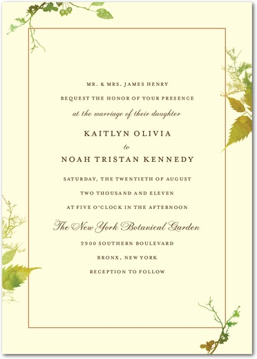 rustic_print-signature_ecru_wedding_invitations-lady_jae-evergreen-green