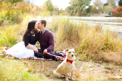 Engagement shoot captured by Meely Photographer