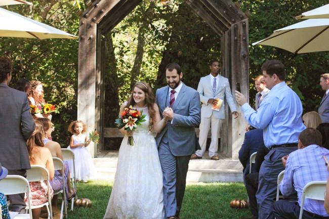 Pumpkins & Pie Fall Wedding at See Canyon Fruit Ranch
