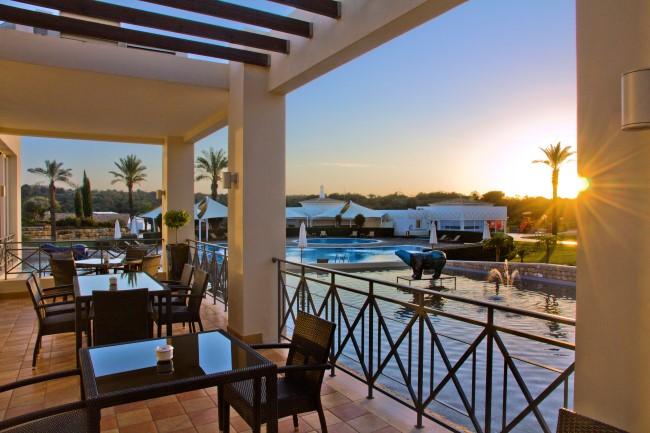 Olive Tree Terrace at Vale d'Oliverias Resort