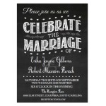 chalkboard sample stationery