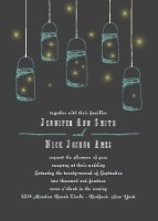 mason jars and fireflies invite for Basic Invite review