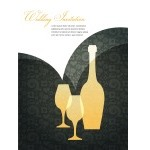 winery sample stationery