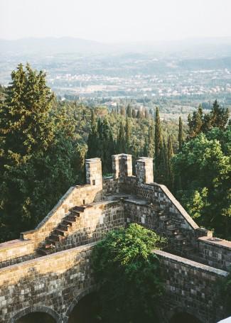 Castello di Vincigliata, Fiesole, Italy