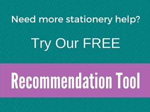 stationer review recommendation tool ad
