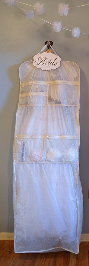 Bridal Wedding Day GARMENT BAG