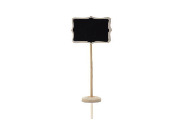 Mini Chalkboard with Stands