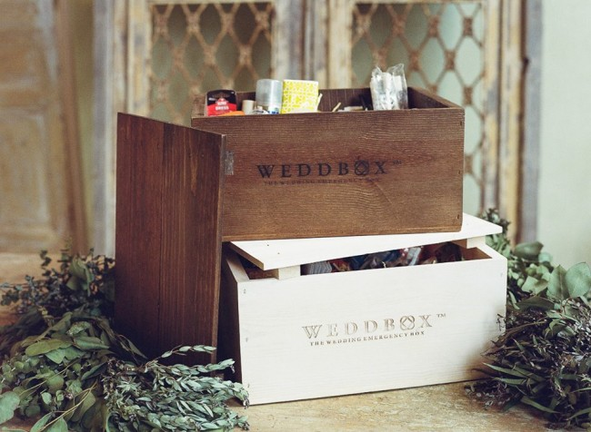 groom survival kit from WeddBox