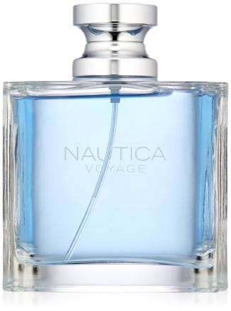 bottle of Nautica Voyage cologne