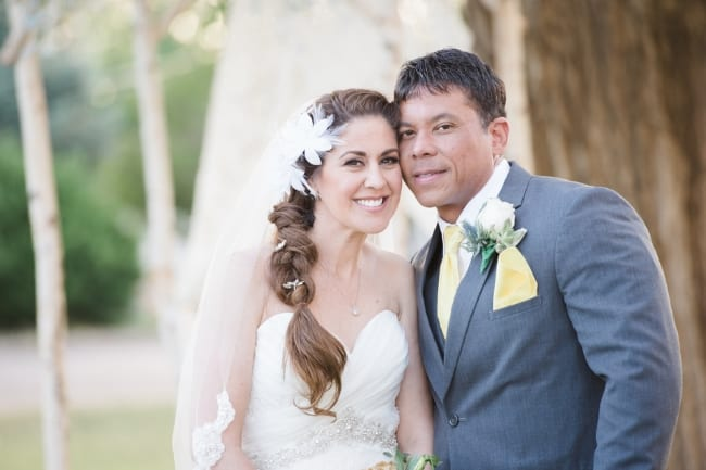 Courthouse Lawn Wedding