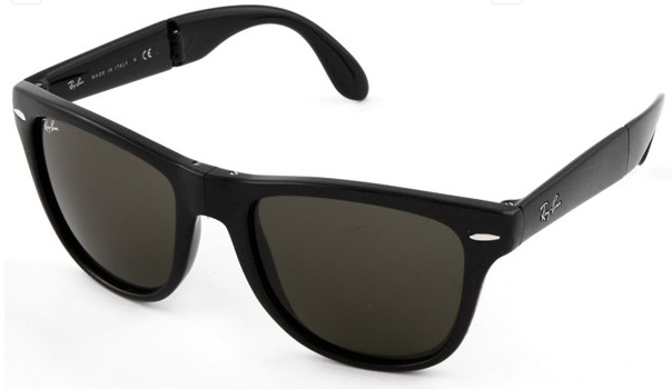 Ray-Ban 54 Folding Wayfarer sunglasses