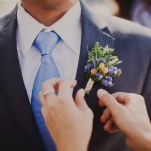 stylish blue wedding neckties article