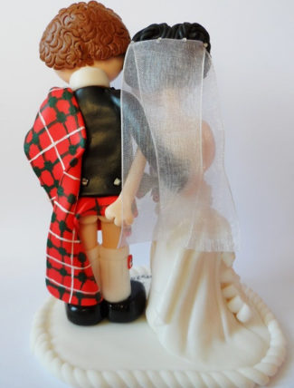 Cake Topper Figurine by Googly Gifts Caketops