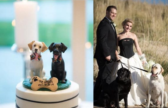 Custom Dog Cake Toppers by Custom Dog Cake Toppers