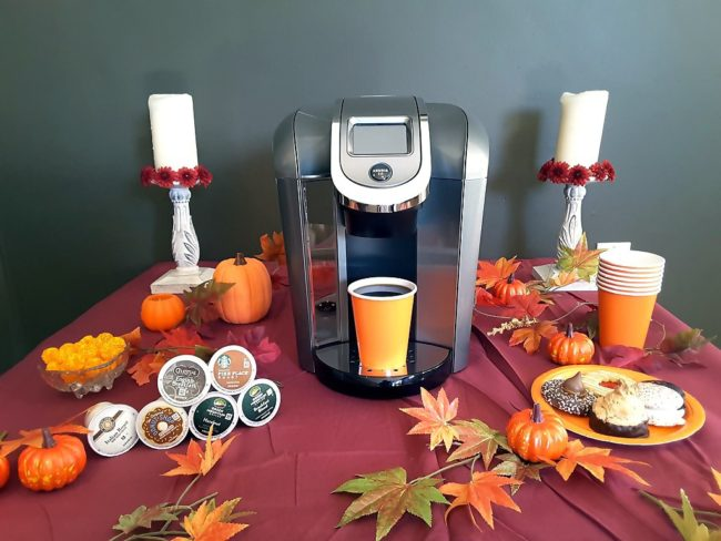 keurig pod coffee machine