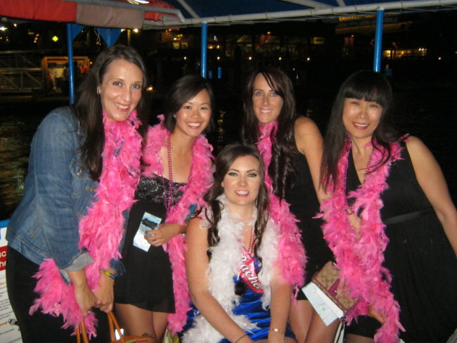26 Ideas For A Nautical Themed Bachelorette Party