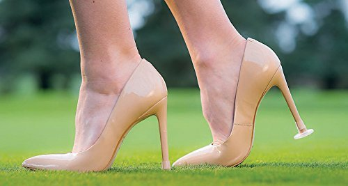 heel protectors for grass