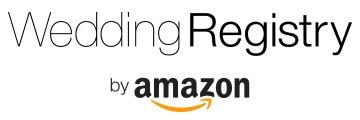 Wedding Registry by Amazon logo