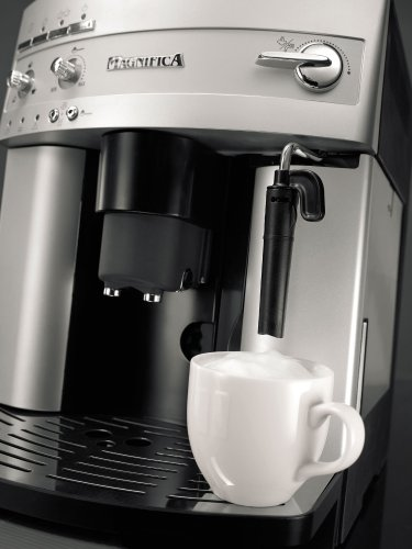 cup-of-coffee-on-delonghi-esam3300-machine