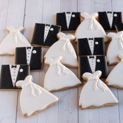 tuxedo-and-gown-cookies