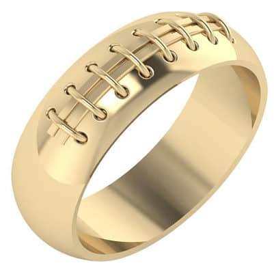 gold mens wedding bands - Mens Wedding Rings Unique