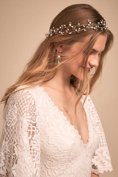 BHLDN Maelys Hair Vine