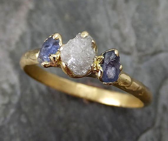 Gemstone Engagement Rings Top 5 Vintage Unique Colorful