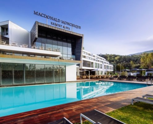 MACDONALD MONCHIQUE RESORT & SPA Portugal Honeymoon in the Hills