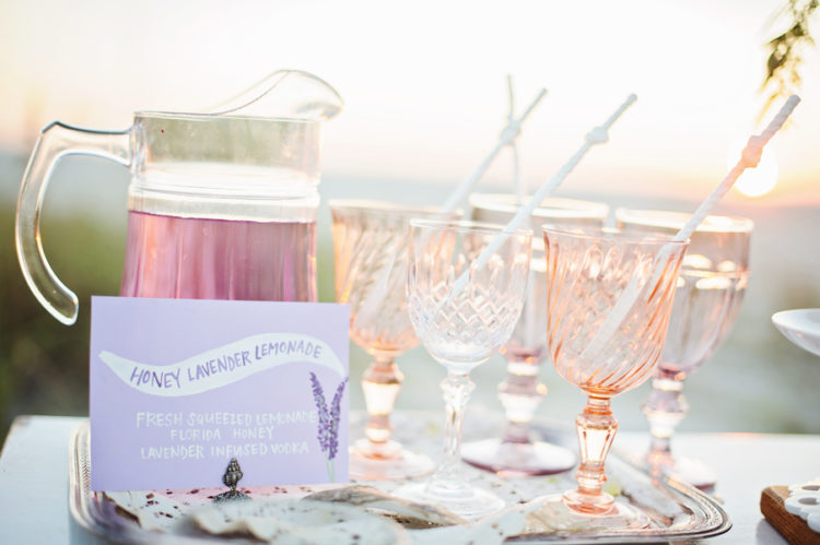 The ultimate guide to lavender wedding ideas lavender colored straws junglespirit Gallery