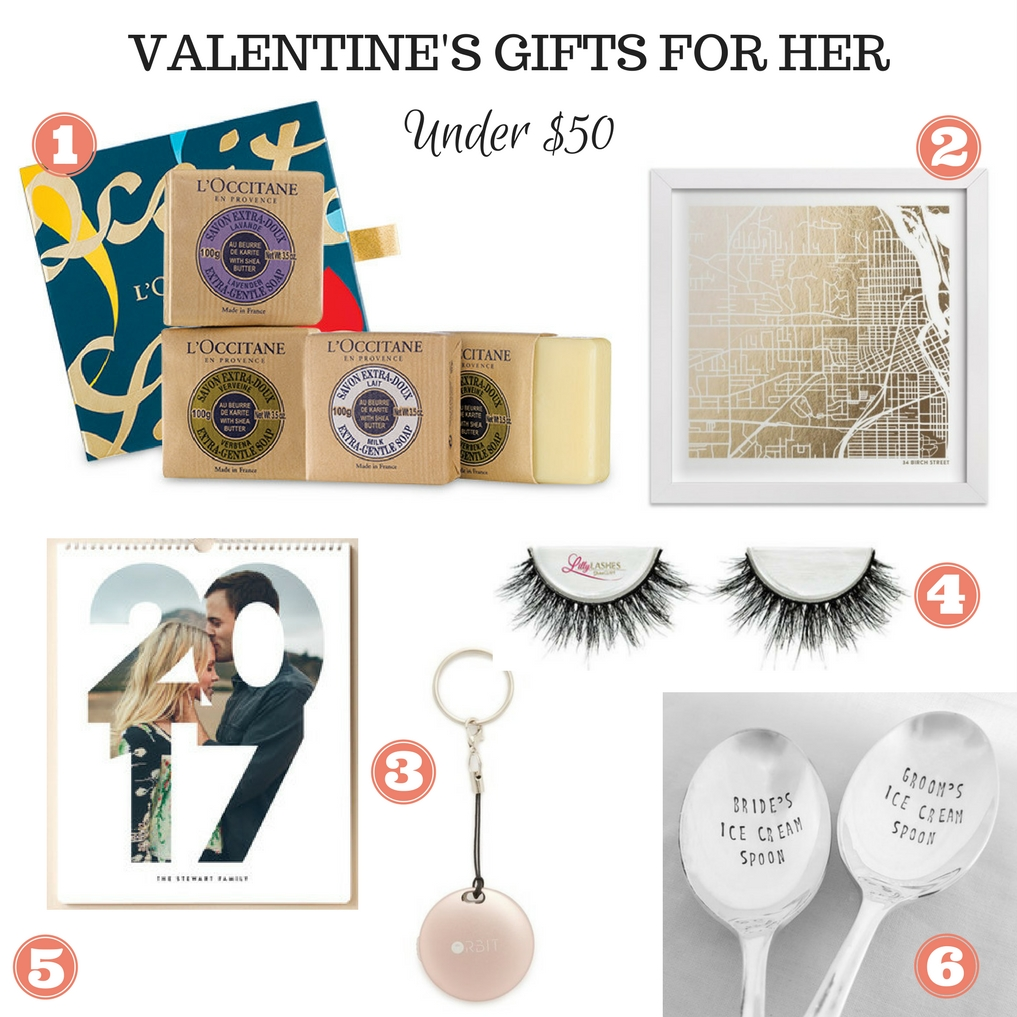VALENTINE'S GIFTS FOR HER under $50 (2)