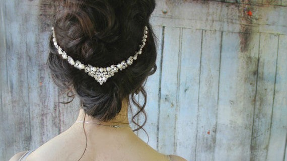 bridal headpiece alternative featured