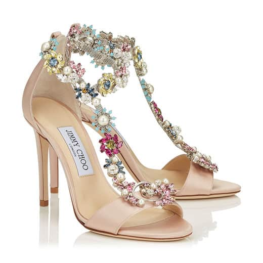Belle Princess Wedding Shoes