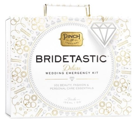 BRIDETASTIC pinch provision bridal emergency kit