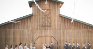 sowell farms wedding ceremony