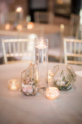 traditional white wedding decor