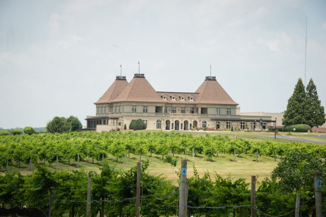 Chateau Elan winery