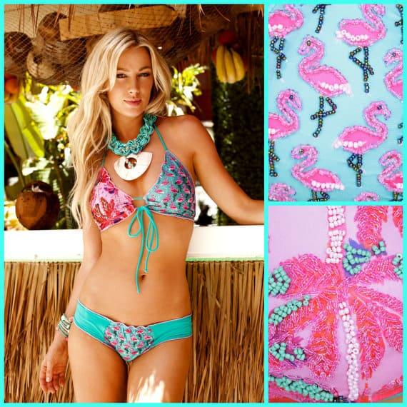 Flamingo Bikini