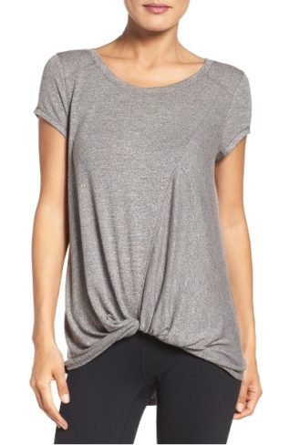 Twisty Turn Tee zella