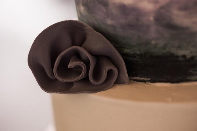 fondont cake shape