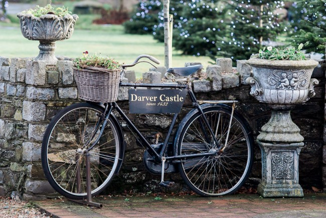 darver castle bicycle