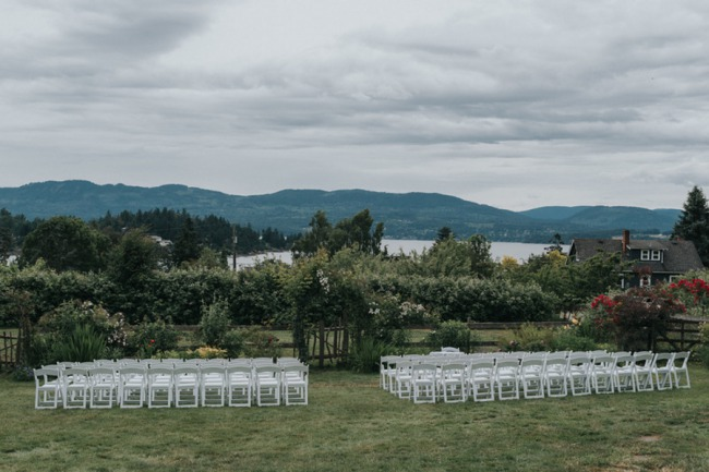 Kildara Farms outdoor ceremony seating